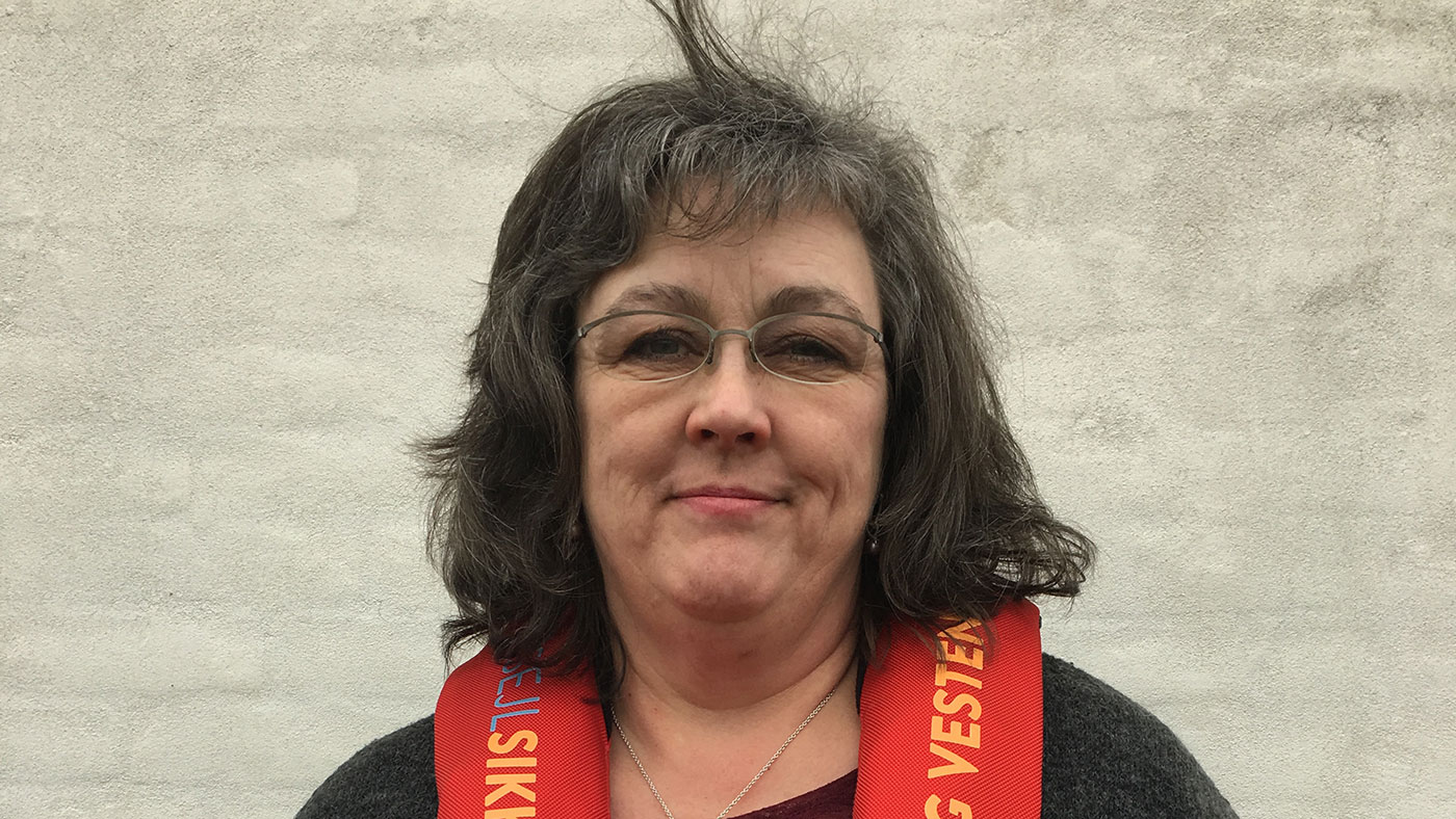 Bettina Jane Lauritsen