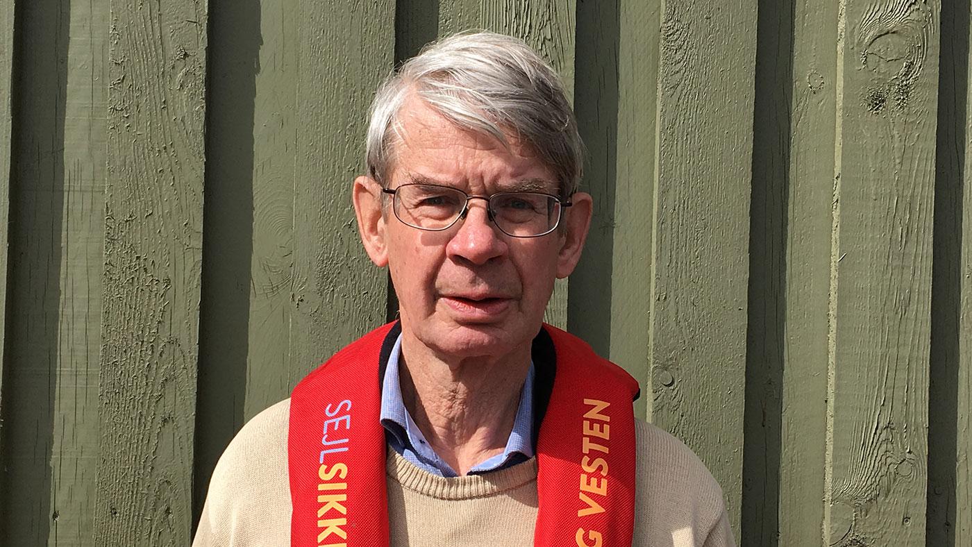Torkild Gros Pedersen