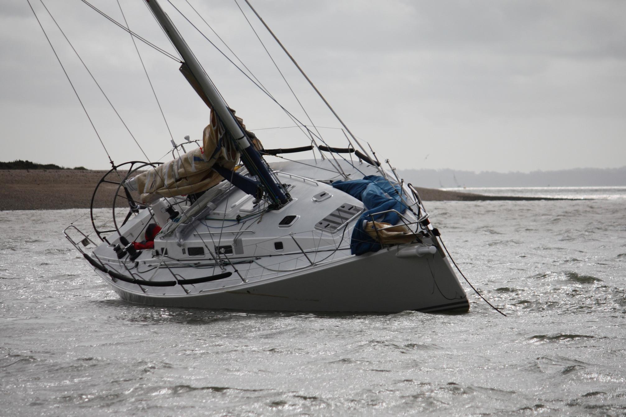 Søsportens Sikkerhedsråd og TrygFonden giver dig tips til en sikker sejlads.