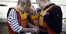 Evaluering af redningsveste