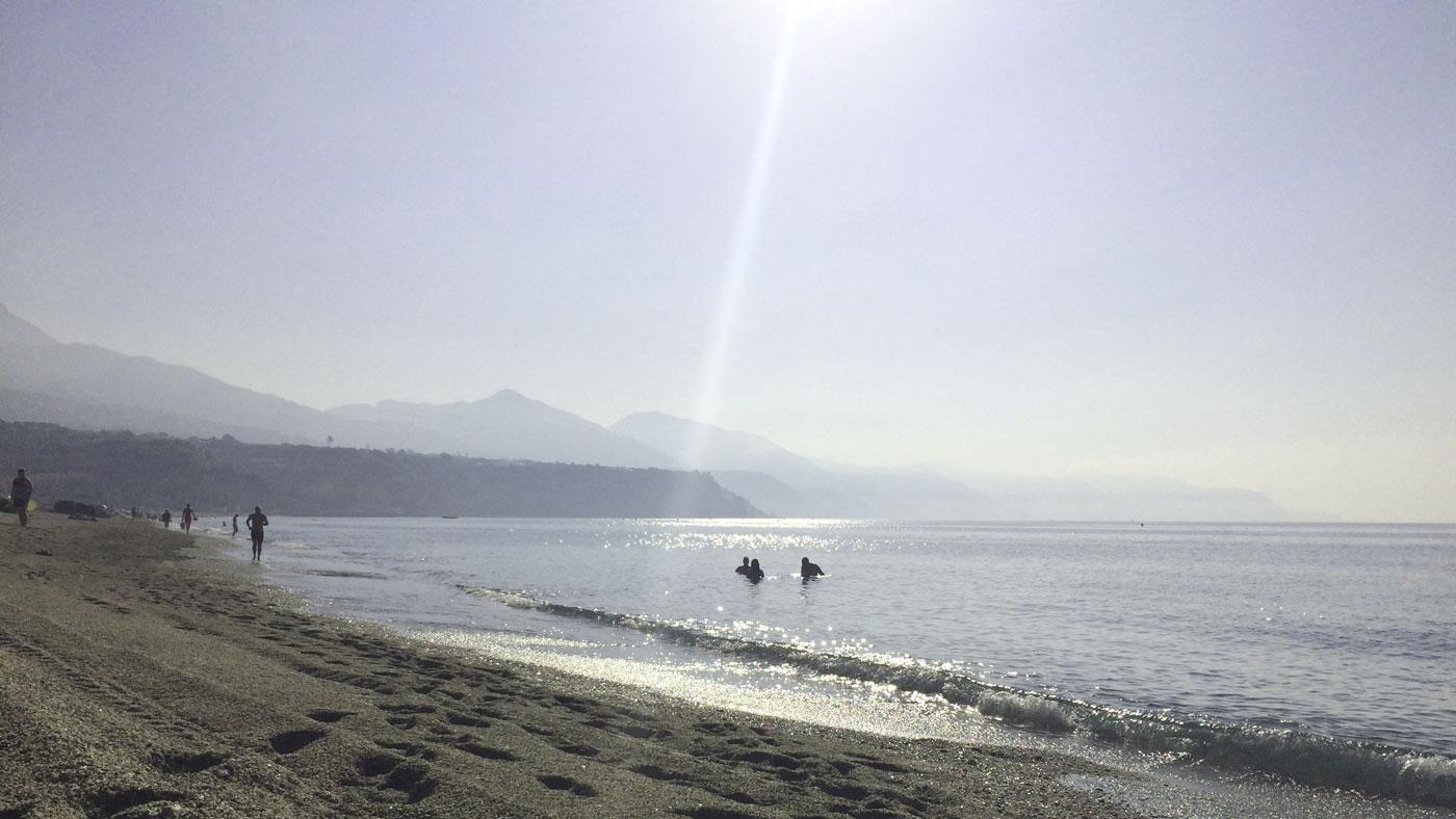 Husk de fem baderåd - også når du er på ferie i udlandet.