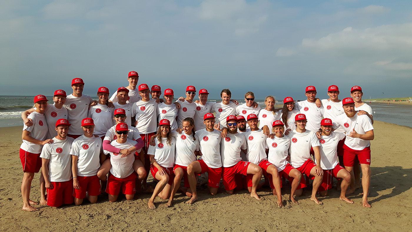 De dygtige danske livreddere fra TrygFonden Kystlivredning hev flere medaljer med hjem fra VM i Holland.